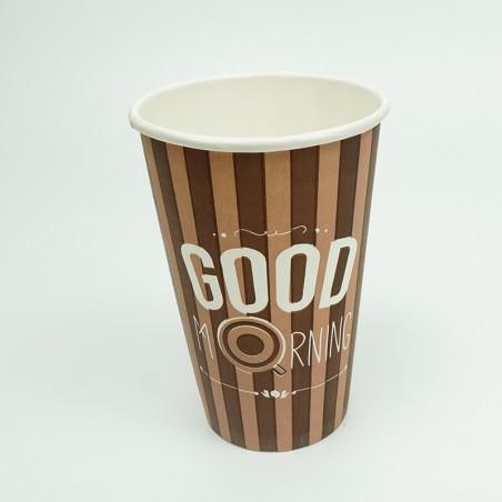 16 OZ Brown Paper Cups