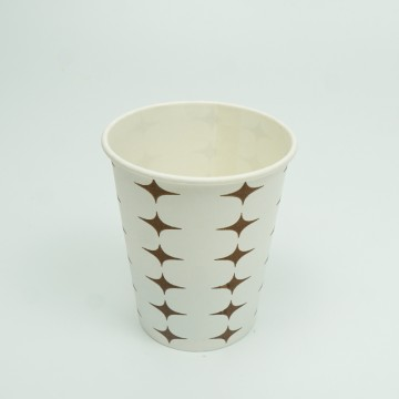7 OZ Star Paper Cups